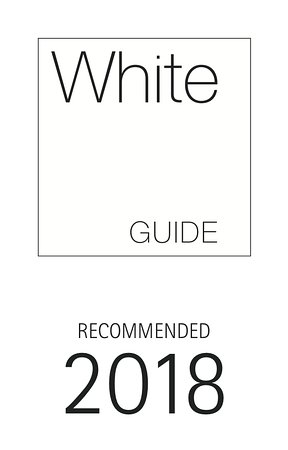 2018 white guide recommended